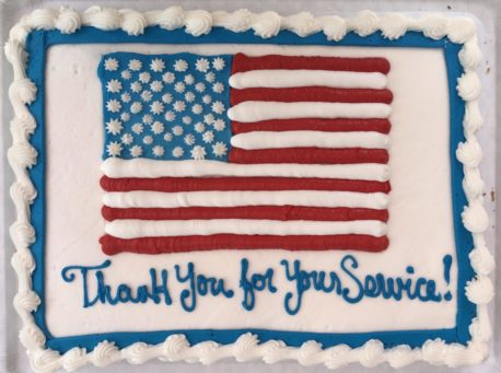 Serving those who served.