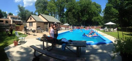 Watchung Hills Elks Lodge #885, Our Swimming Pool
