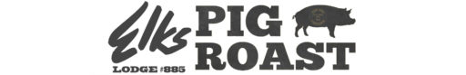 Elks Pig Roast Web Banner