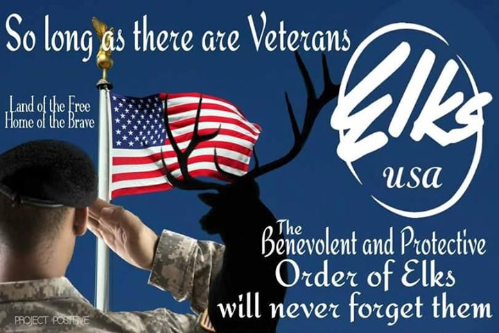 Elks USA Veterans Day