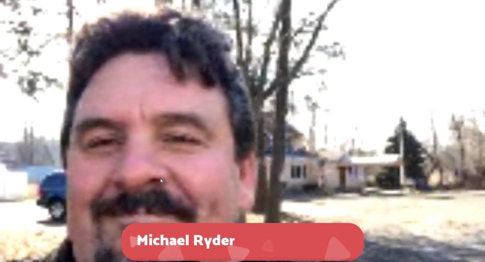 Meet your Neighbors, Mike Ryder @ Elks