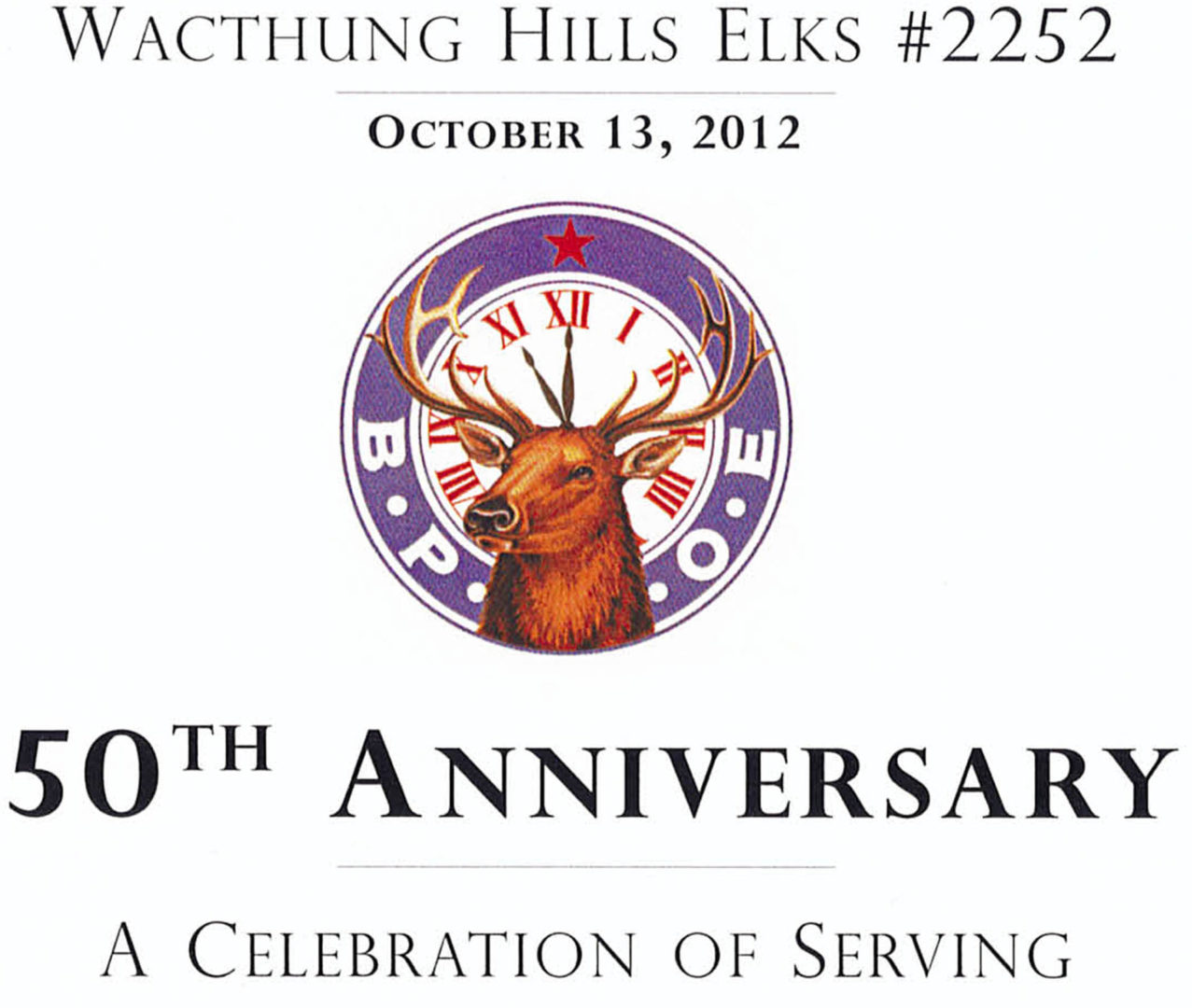 Lodge2252 25th Anniversary Pamphlet Cover Cropped