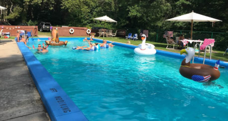Labor Day Picnic at the Pool 2019